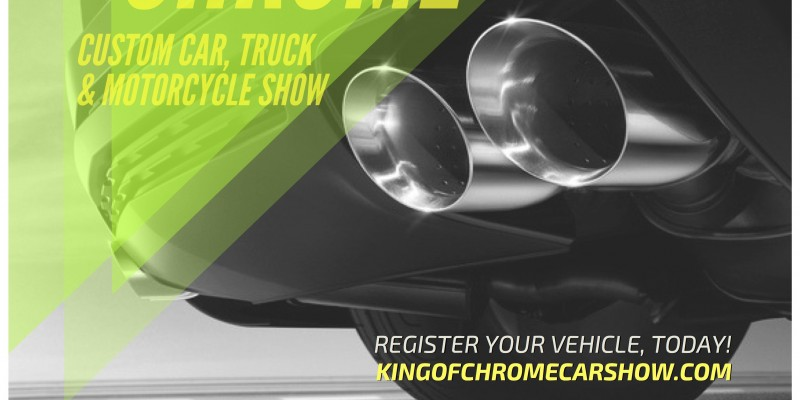 Events King Of Chrome Car Show RMB Fairgrounds - Car events today near me
